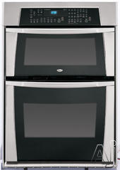 """Whirlpool Gold 30"""" Double Electric Combination Wall Oven GMC305PR"""