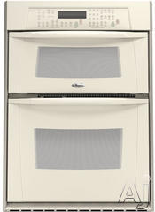 """Whirlpool Gold 30"""" Double Electric Combination Wall Oven GMC305PRT"""