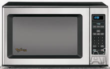 Whirlpool Gold 1.7 Cu. Ft. Counter Top Microwave GT4175SPS