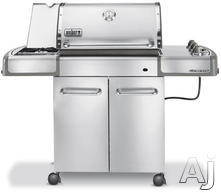 Weber Genesis Freestanding Barbecue Grill S320