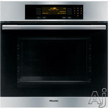 "Miele MasterChef H4000 24"" Single Electric Wall Oven H4682B"