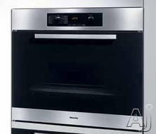 "Miele 30"" 30"" Single Electric Wall Oven H4846BPSS"