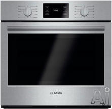"""Bosch 30"""" 30"""" Single Electric Wall Oven HBL5451UC"""