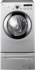 LG Front Load Electric Dryer DLE2301