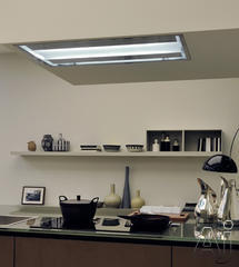 "Futuro Futuro 38"" Chimney Style Range Hood IS38SKYLIGHT"