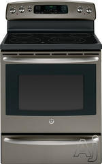 "GE 30"" Freestanding Electric Range JB705EDES"