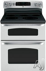 "GE 30"" Freestanding Electric Range JB850DT"
