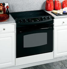"GE 30"" Drop-In Electric Range JD900"