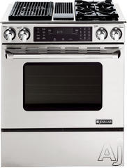 "Jenn-Air 30"" Slide-In Dual Fuel Range JDS9865BDP"