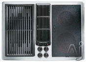 "Jenn-Air 30"" Electric Cooktop JED8230AD"