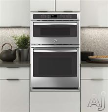"GE 27"" 27"" Double Electric Wall Oven JK3800SHSS"