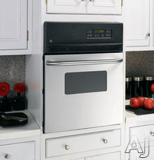 """GE 24"""" 24"""" Single Electric Wall Oven JRP20"""