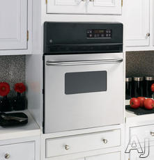 "GE 24"" Single Electric Wall Oven JRS06"