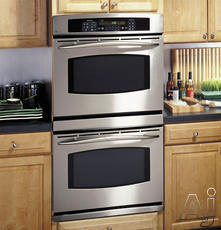 "GE 30"" 30"" Double Electric Wall Oven JT952"