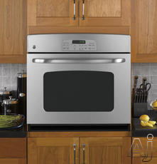 """GE 30"""" 30"""" Single Electric Wall Oven JTP30DP"""