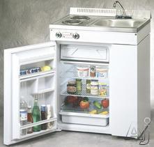 "Woods 30"" Compact Kitchen K05W"