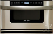 "Sharp 24"" Drawer Microwave KB6021MS"
