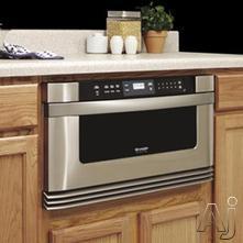 Sharp Insight Pro 1 Cu. Ft. Microwave Drawer KB6015K