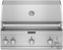 KitchenAid Built In Barbecue Grill KBSS361TSS