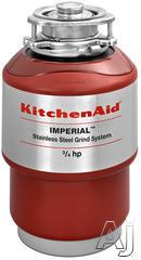 KitchenAid 3/4 HP Continuous Feed Waste Disposer KCDI075V