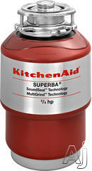 KitchenAid Continuous Feed Disposer KCDS075T
