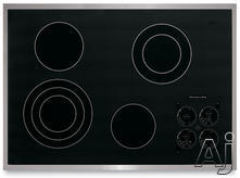 "KitchenAid 30"" Smoothtop Electric Cooktop KECC508R"
