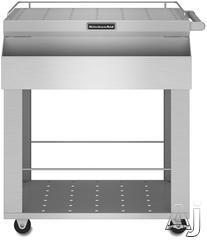 KitchenAid Freestanding Outdoor Bar KFBU271TSS