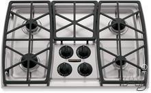 "KitchenAid 30"" Sealed Burner Gas Cooktop KGCS105G"
