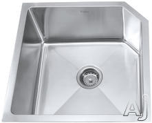 Kraus Single Bowl Kitchen Sink KHU12123