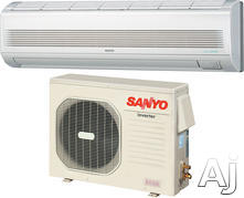Sanyo 17,500 BTU Multi Zone Ductless Split System 18KS72