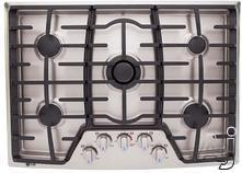 "LG 30"" Sealed Burner Gas Cooktop LCG3091ST"