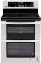 "LG 30"" Freestanding Electric Range LDE3015S"