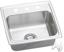 Elkay Single Bowl Kitchen Sink LR19181