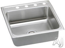 Elkay Single Bowl Kitchen Sink LRQ2222