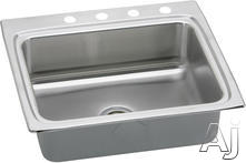 Elkay Single Bowl Kitchen Sink LRAD252265