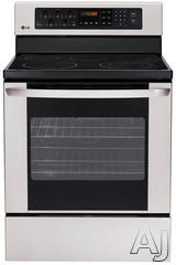 "LG 30"" Freestanding Electric Range LRE3012S"