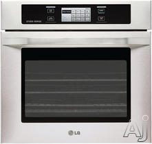 """LG 30"""" 30"""" Single Electric Wall Oven LSWS305ST"""