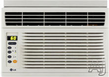 LG 6000 BTU Window Air Conditioner LW6012ER