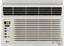 LG 6,000 BTU Window Air Conditioner LW6012ER