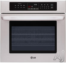 """LG 30"""" Single Electric Wall Oven LWS3010ST"""