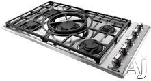 """Capital Maestro 36"""" Gas Cooktop MCT365GS"""