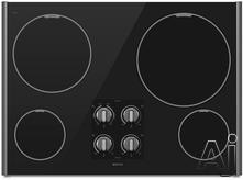 "Maytag 30"" Smoothtop Electric Cooktop MEC7430W"