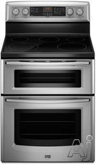 "Maytag 30"" Freestanding Electric Range MET8665X"