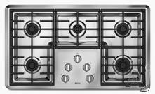 "Maytag 36"" Sealed Burner Gas Cooktop MGC7536W"