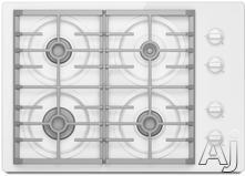 "Maytag 30"" Sealed Burner Gas Cooktop MGC7630W"