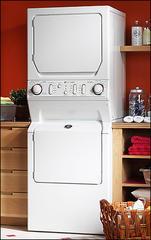"Maytag Neptune 27"" Electric Laundry Center MLE2000AYW"