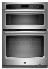 "Maytag 30"" Double Electric Combination Wall Oven MMW9730A"