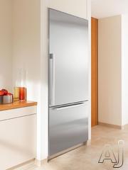 "Miele Independence 36"" Built In Bottom Freezer Refrigerator KF1901"