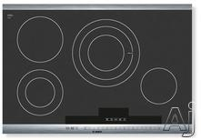 "Bosch 800 30"" Electric Cooktop NET8054UC"