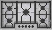 "Bosch 36"" Sealed Burner Gas Cooktop NGM3654UC"